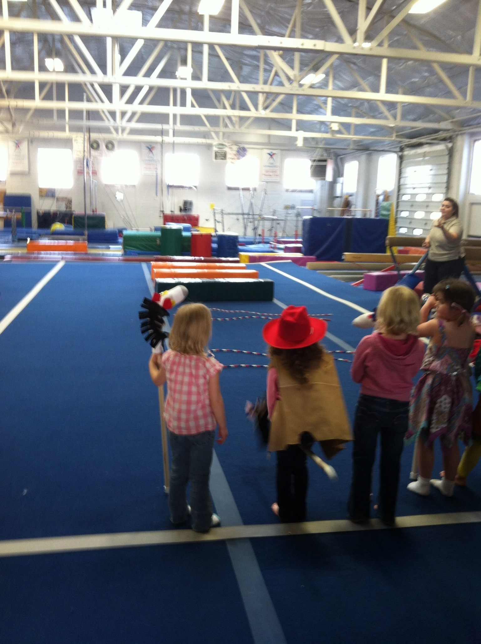Rodeo Day at GFGA Pre School