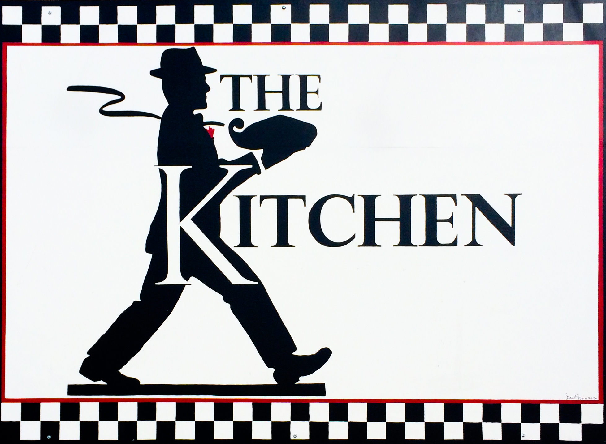 New Kitchen Restaurant Menu