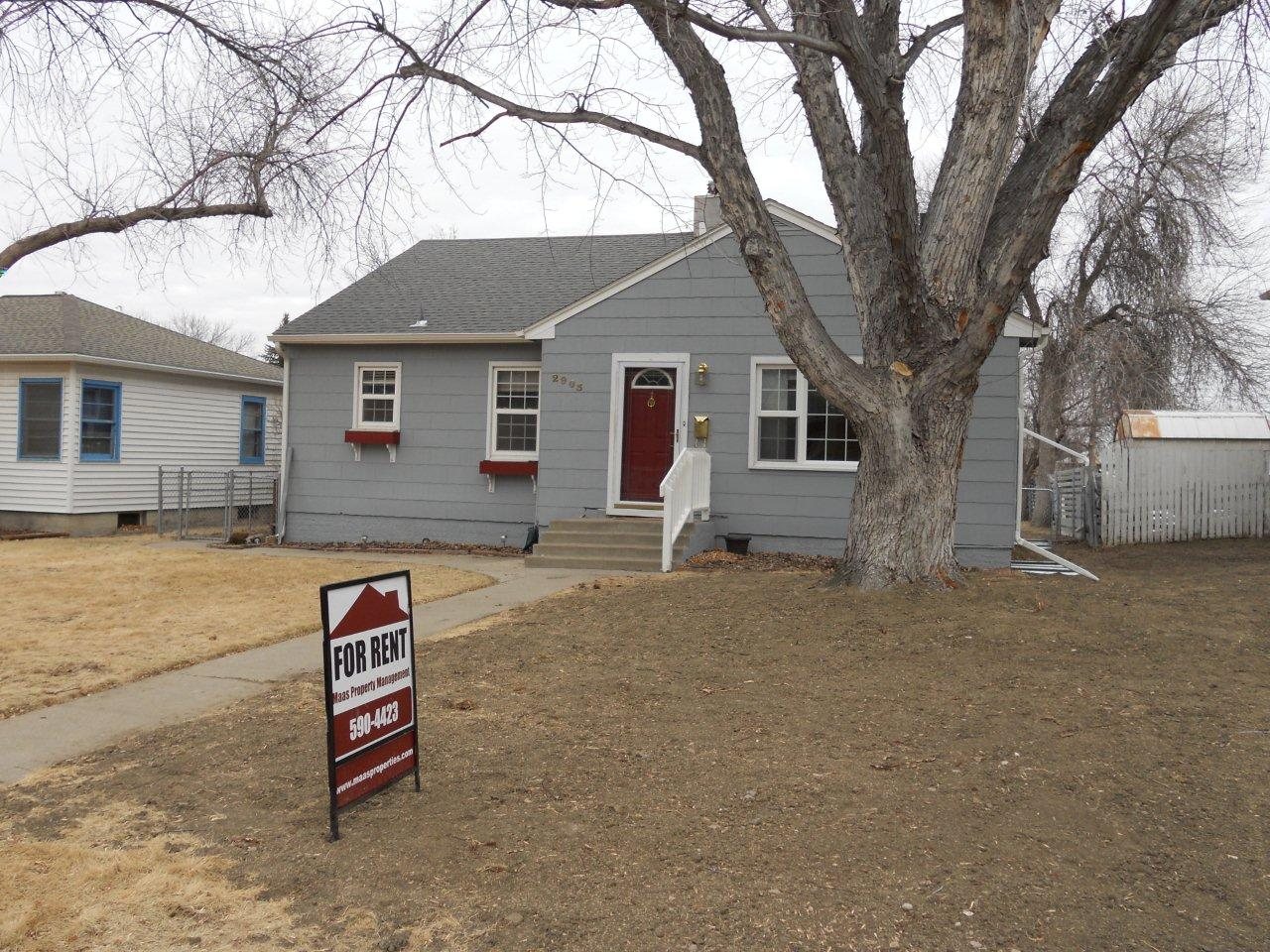 5 Bedroom 2 Bathroom Home For Rent in Great Falls Montana