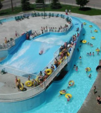 Flow Rider and Lazy River