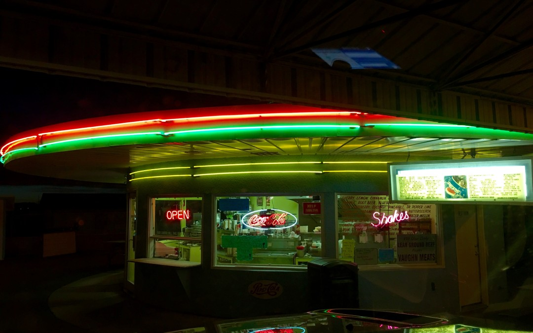 Ford's Drive In